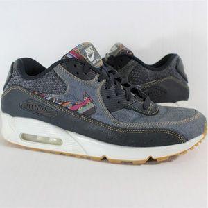 Nike Air Max 90 Afro Punk 700155 402 N207